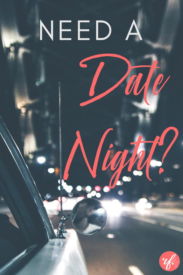 Need a date night?