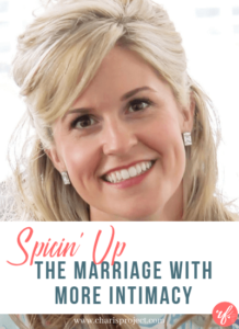 Spicin' Up the Marriage with More Intimacy with Laura Duggar