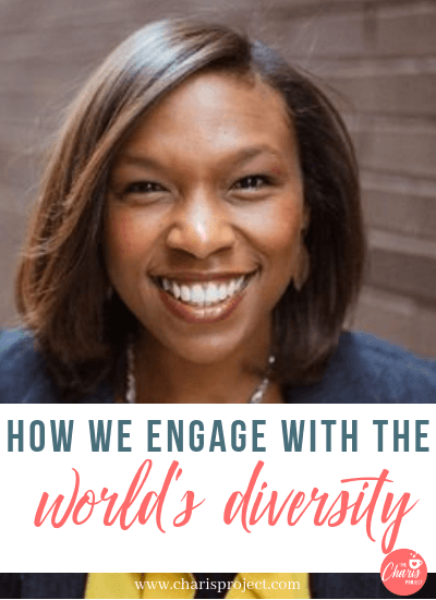 How Can We Engage with the World's Diversity with Trillia Newbell- 026