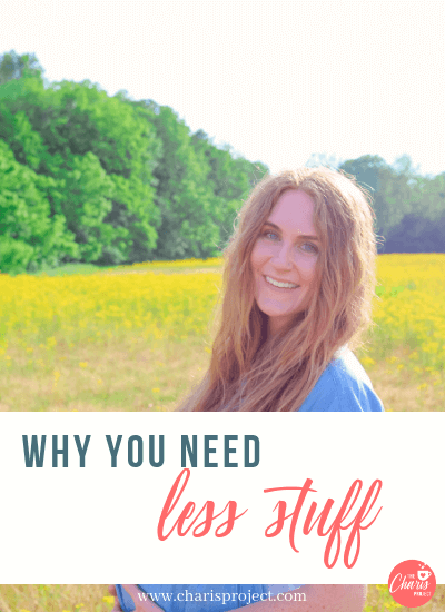 Why You Need Less Stuff with Diane Boden- 029