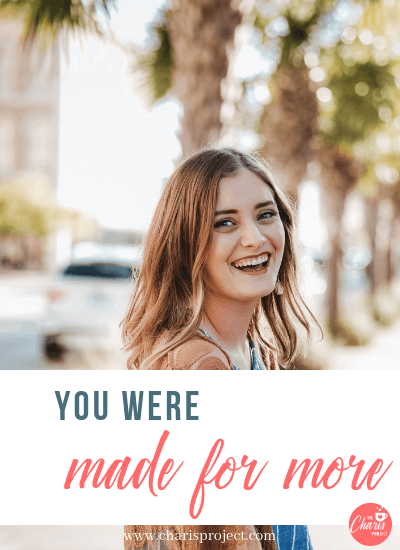 You Were Made for More with Madison Anaya- 030