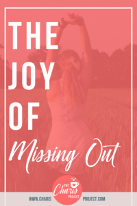 The Joy of Missing Out with Tonya Dalton