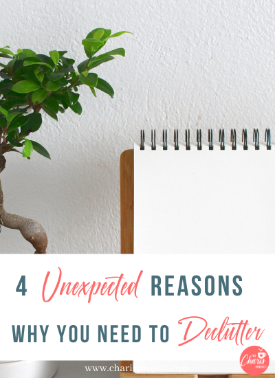 4 Unexpected Reasons Why You Need to Declutter with Renae Fieck