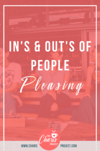 In's & Out's of People Pleasing with Daniela Giangiorgi