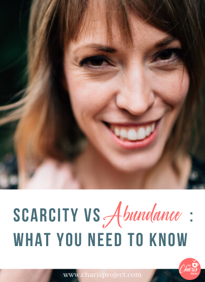 Scarcity vs Abundance: What You Need to Know with Shawna Scafe