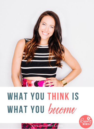 What You Think is What You Become with Jill Stanton- 044
