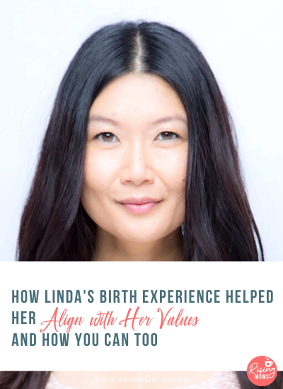 How Linda's Birth Experience Helped Her Align With Her Values and How You Can Too with Linda Schwartz -65