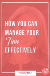How you can manage your time effectively with Morgan Tyree - 80