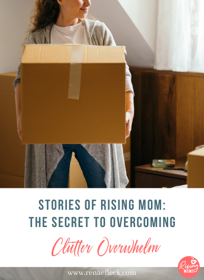 SOLO/RISING MOM: The Secret to Overcoming Clutter overwhelm withAmanda Lewandowski -93