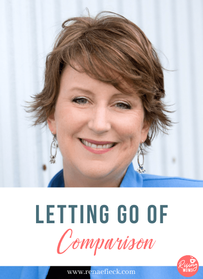 Letting Go of Comparison with Shannon Popkin
