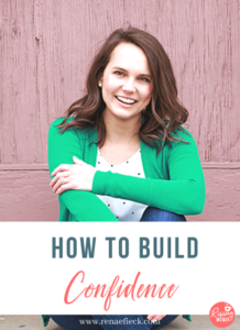 How to Build Confidence with Jessica Peterson