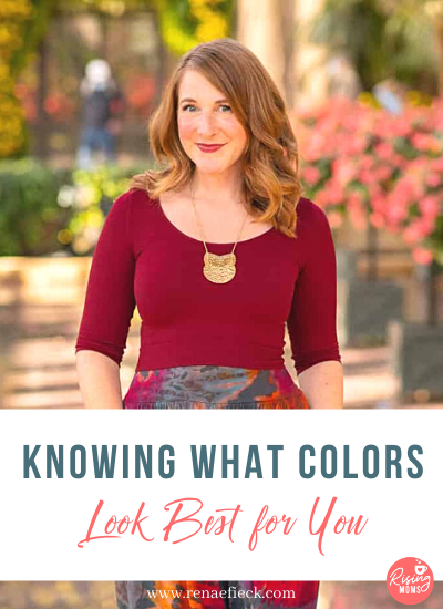 Knowing What Colors Look Best for You with Jeannie Stith