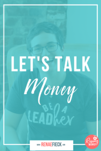 Let's Talk Money with Chelsea Brennan
