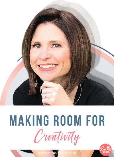 Making Room for Creativity with Siobhan Jones