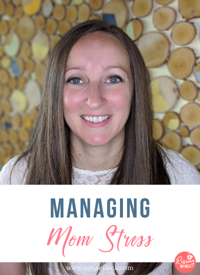 Managing Mom Stress with Whitney Bean